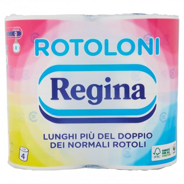 REGINA CARTA IG.ROTOLONI X 4R.