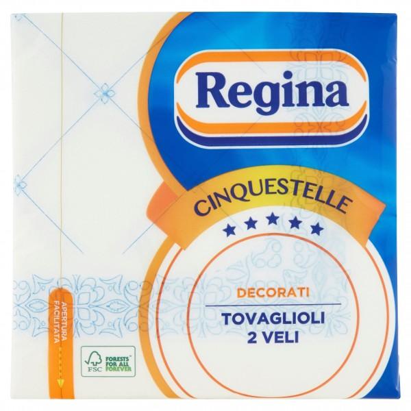 REGINA TOVAGLIOLI 5 STELLE 50P