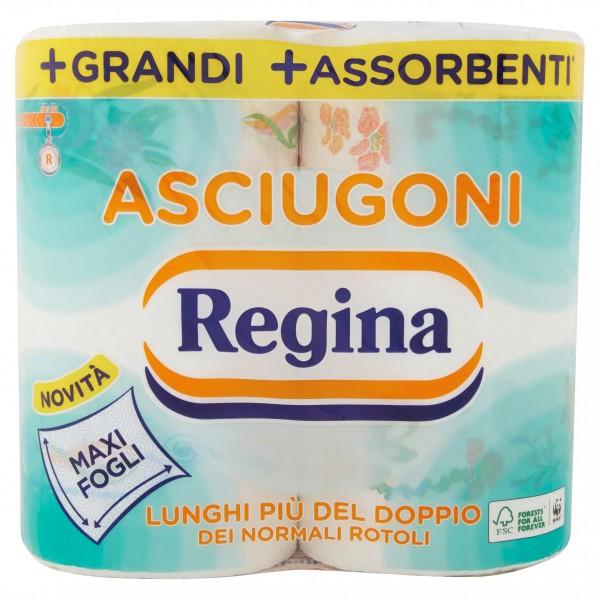 REGINA ASCIUGONI X 2 ROTOLI