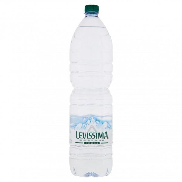 LEVISSIMA ACQUA NATURALE PET 1,5 LT