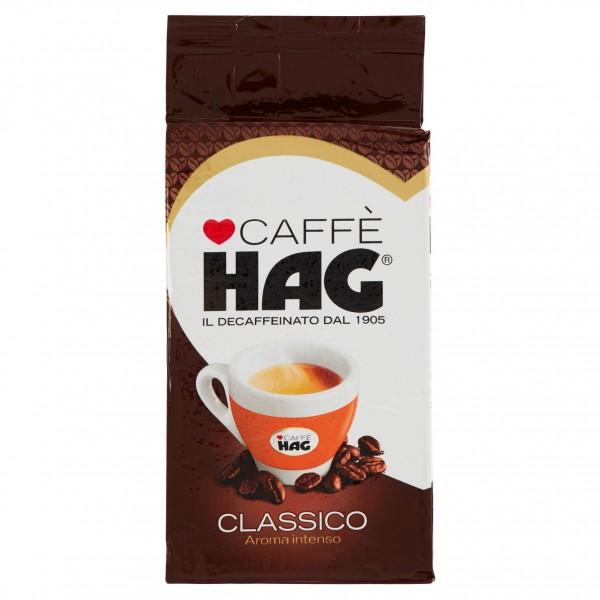HAG CAFFE'CLASSICO 250 GR