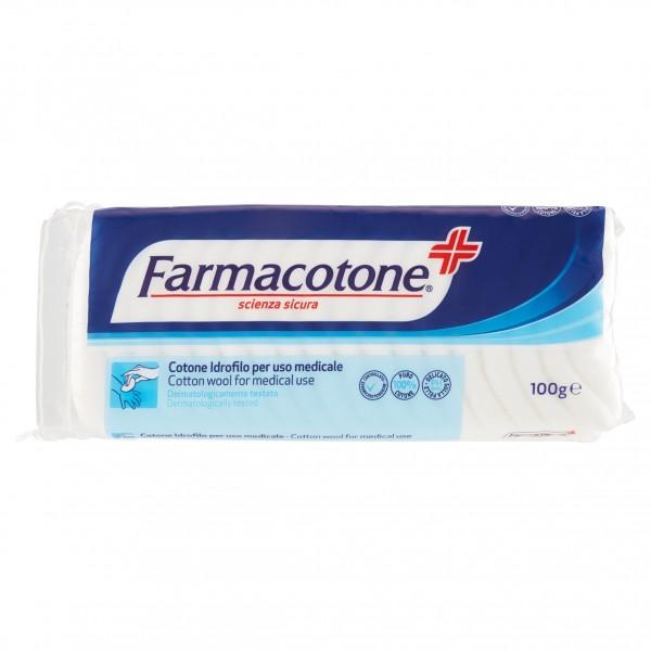 FARMACOTONE COTONE IDROFILO MEDICALE 100 GR