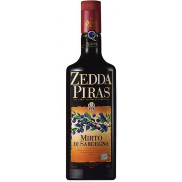ZEDDA PIRAS MIRTO ROSSO 50 CL