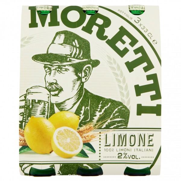 MORETTI RADLER CL.33X3 -LIMONE