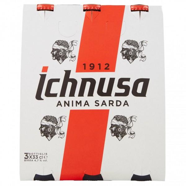 ICHNUSA BIRRA CL.33X3