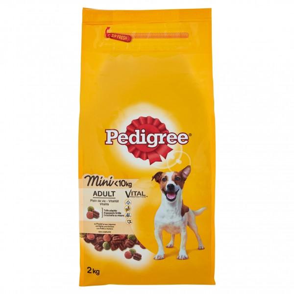 PEDIGREE SMALL DOG 2kg CARNI B