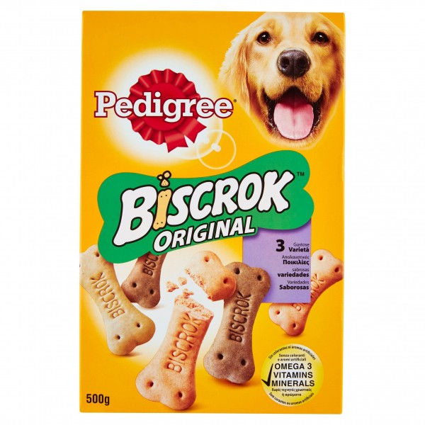 PEDIGREE BISCROK ORIGINAL 500 g