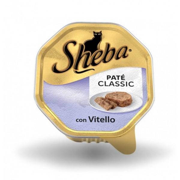 SHEBA PATE'V.85GR VITELLO