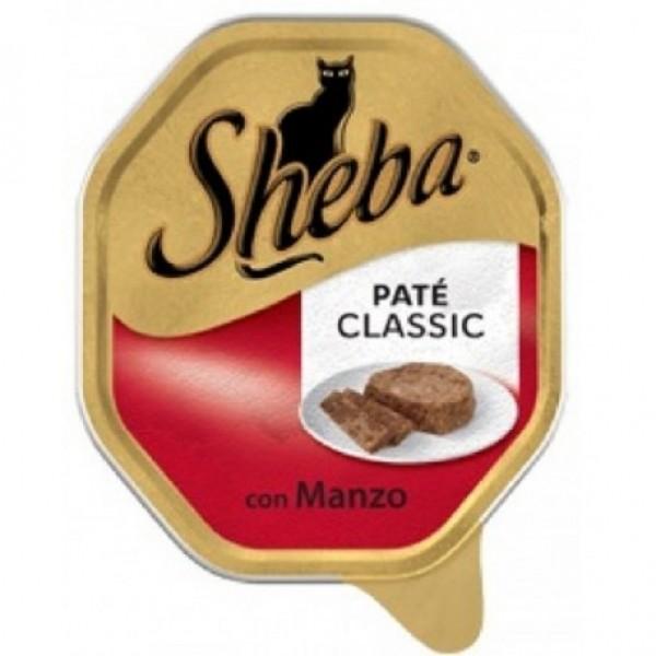 SHEBA PATE'V.85GR MANZO