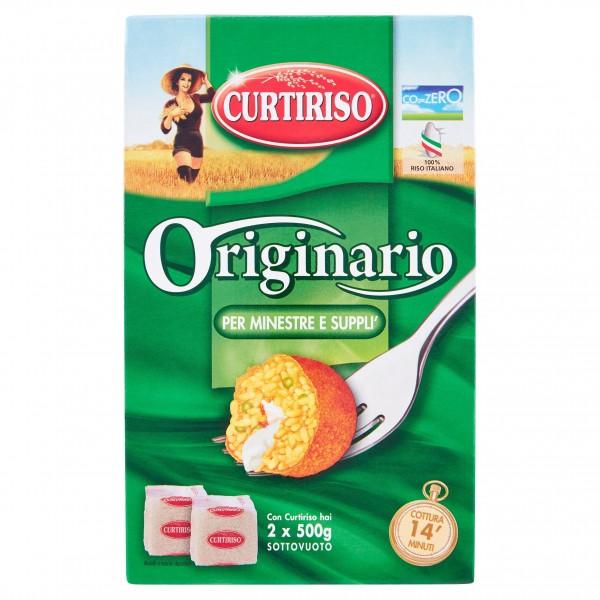 CURTIRISO RISO ORIGINARIO 1 KG