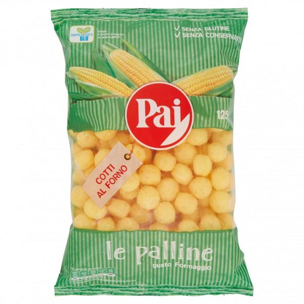 PAI PALLINE TRASPARENTI 125 GR