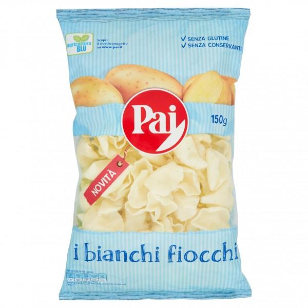 PAI BIANCHI FIOCCHI TRASPARENTI 150 GR