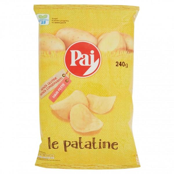 PAI PATATINE ORO EXTRA 240 GR