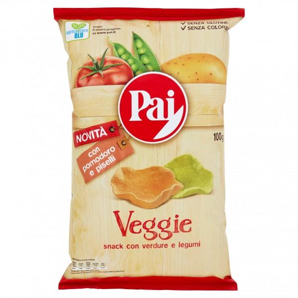 PAI VEGGIE POMOD/PISELLI 100 g