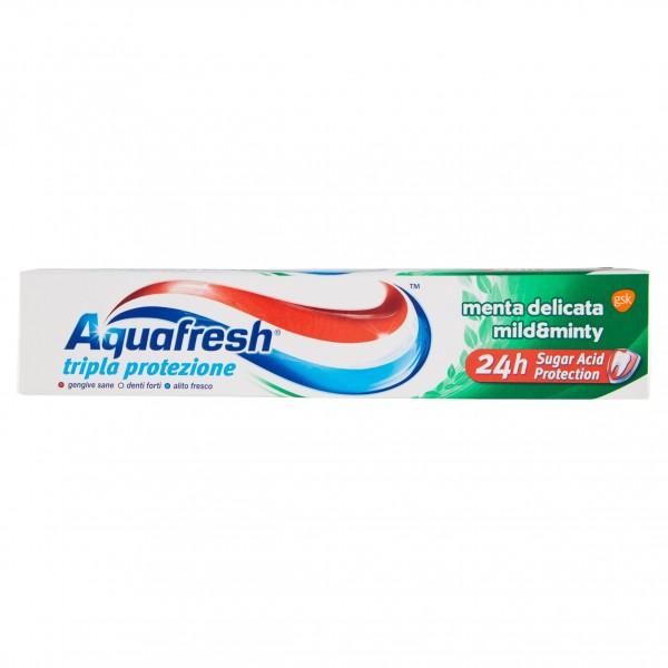 AQUAFRESH DENTIFRICIO 75 ml MENTA DEL