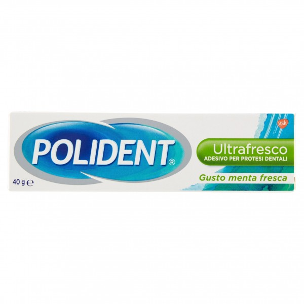 POLIDENT CREMA 40GR ULTRAFRESH