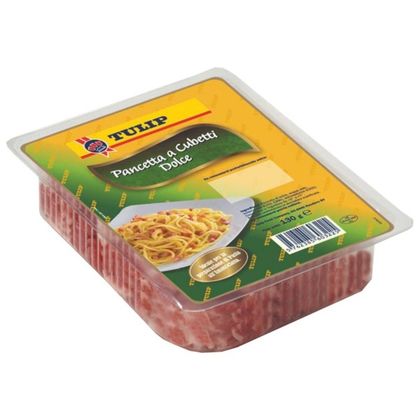 TULIP PANCETTA DOLCE CUBE.130#