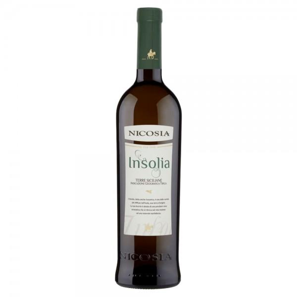 NICOSIA VINO INSOLIA CL.75