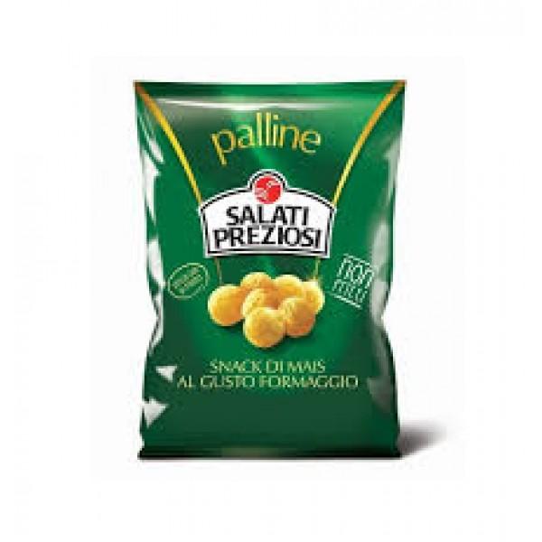 SALATI PREZIOSI PALLINE MAIS 120 GR