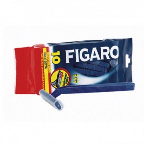 FIGARO RASOIO BILAMA CONFEZIONE DA 10