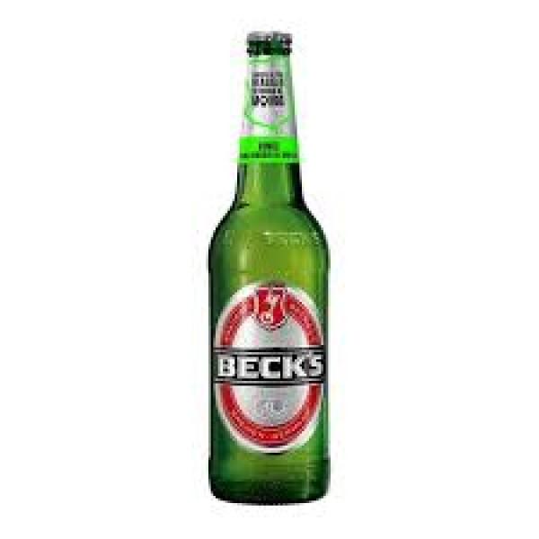 BECK'S BIRRA BOTTIGLIA 66 CL