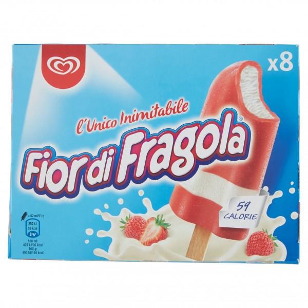 ALGIDA FIOR DI FRAGOLA X8 G408