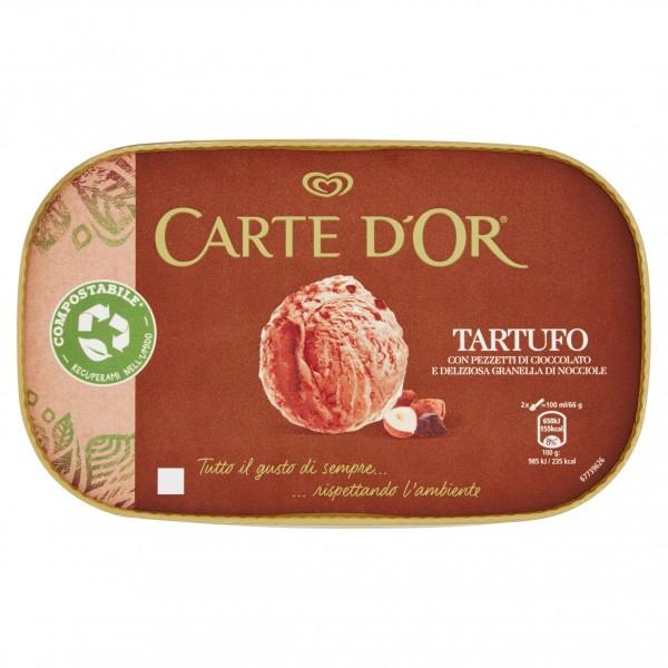 CARTE D'OR TARTUFO GR 400