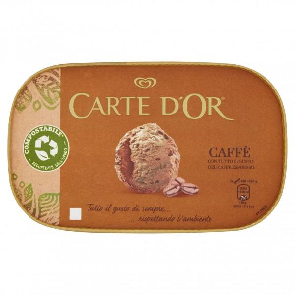 CARTE D'OR CAFFE' GR 400
