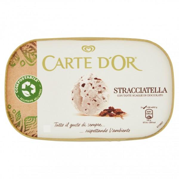 CARTE D'OR STRACCIATELLA GR400