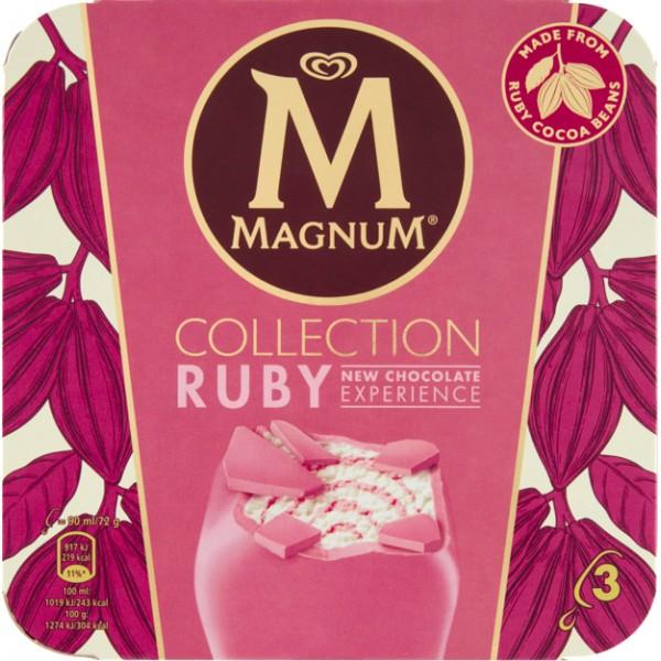 NEW MAGNUM RUBY X 3 g 216