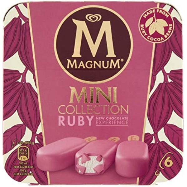 NEW MAGNUM MINI RUBY X6 G.258*