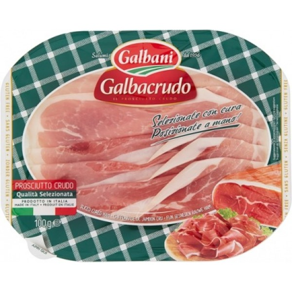 GALBANI GALBACRUDO P.CRUDO 100