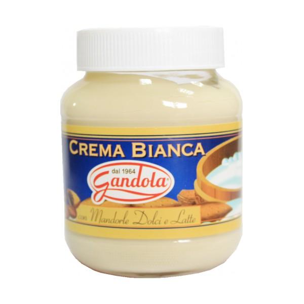 GANDOLA CREMA BIANCA VASO 350 GR