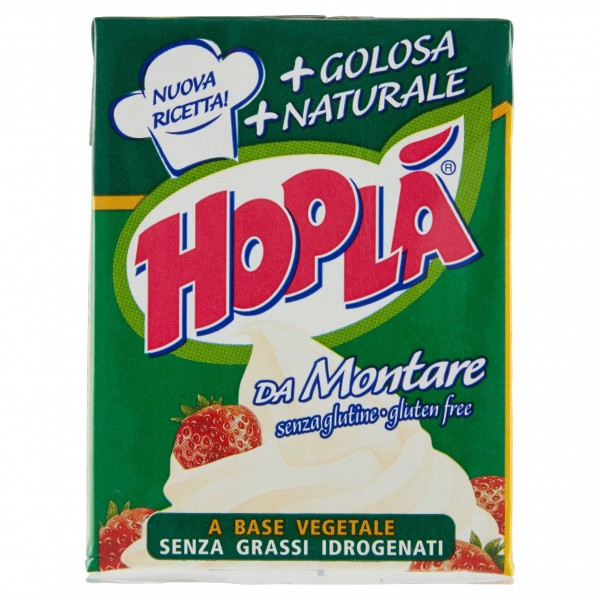 HOPLA'PREP.VEGET.X DOLCI ML200