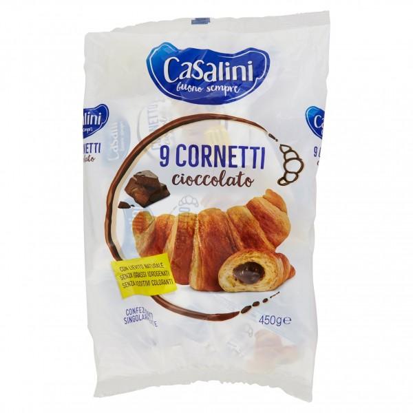 CASALINI CROISSANT CACAO CONFEZIONE DA 9