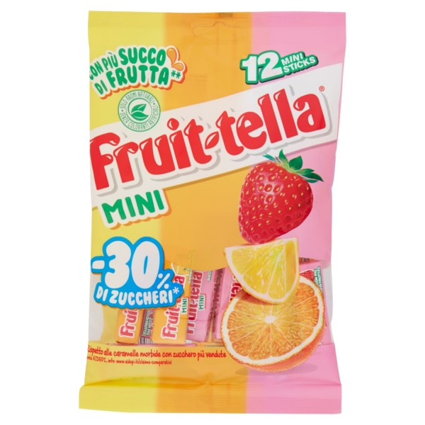 FRUITTELA MINI STICK 144 GR