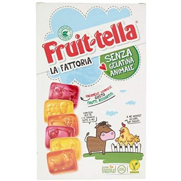 FRUITTELLA LA FATTORIA 154 GR