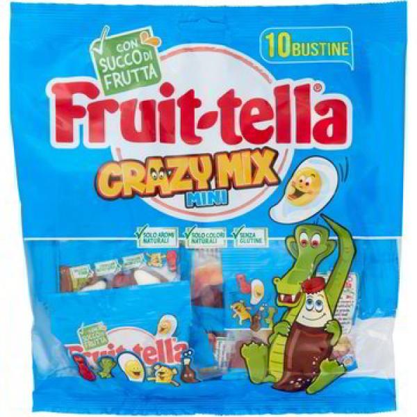 FRUITTELLA CRAZY BAG GR 250