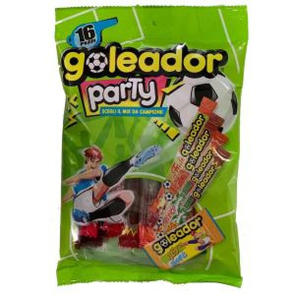GOLEADOR PARTY DA 12