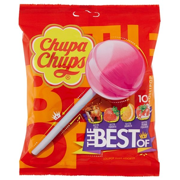 CHIPA CHUPS THE BEST OF NEW 120 GR