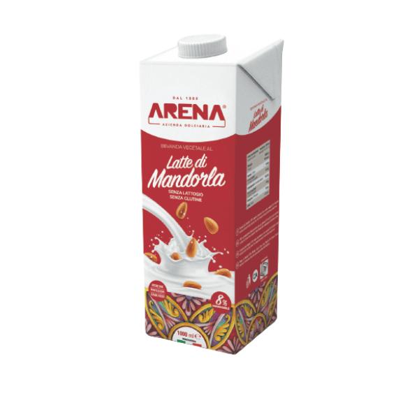ARENA BEVANDA LATTE MANDORLA 1