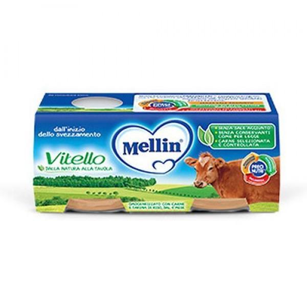 MELLIN OMOGEN.VITELLO GR120X2
