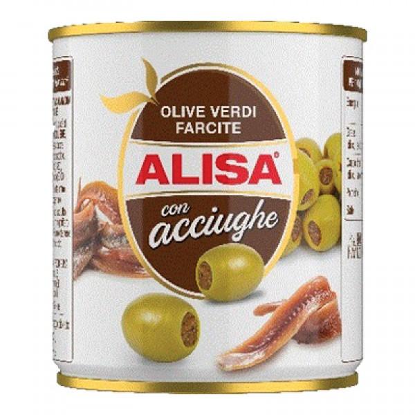 ALISA OLIVE V.DEN. C/ACCIUGHE