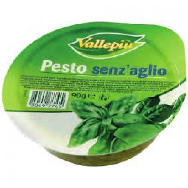 VALLEPIU PESTO SENZA AGLIO 90 GR