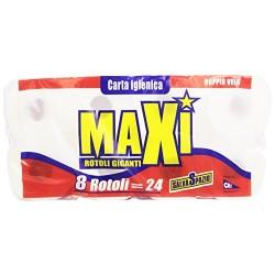 MAXI CARTA IG.8 ROTOLI XXL