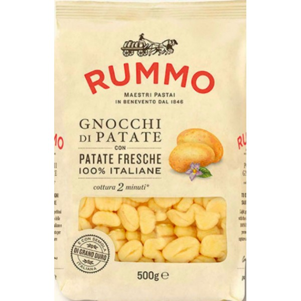 RUMMO GNOCCHI DI PATATE 500 GR