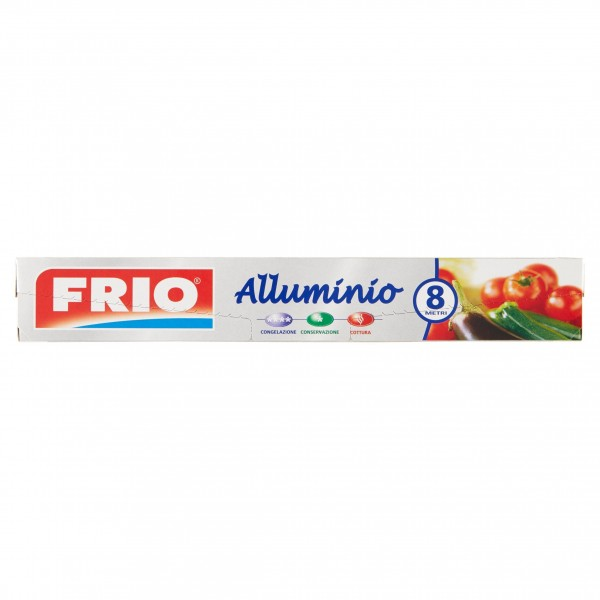 FRIO ALLUMINIO 8 MT