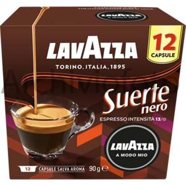 LAVAZZA AMMODO MIO SUERTE NERO 12 CAPSULE