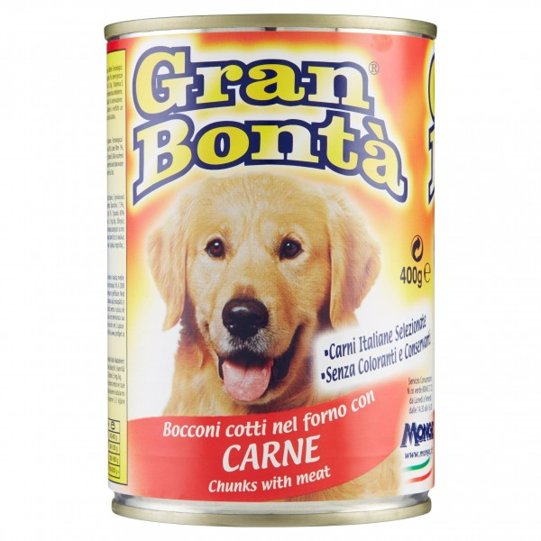 GRAN BONTA'CANE 400GR CARNE