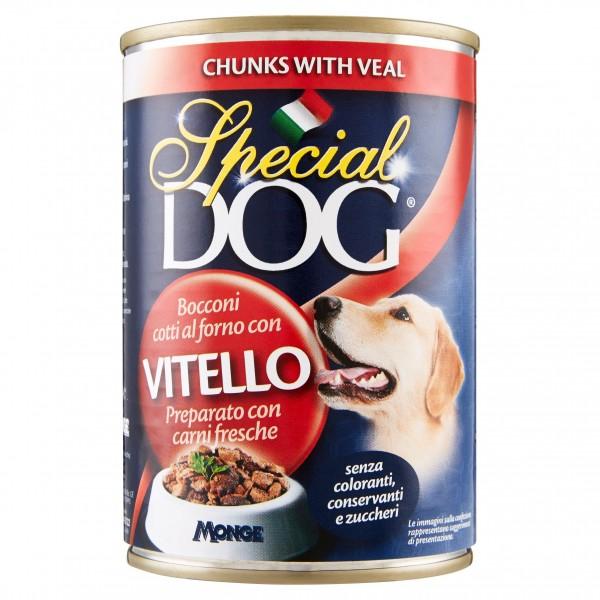 SPECIAL DOG BOC.400GR VITELLO